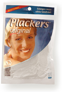Флоссер Plackers Original  (40 шт)