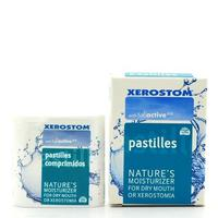 Xerostom With Saliactive For Dry Mouth or Xerostomia Pastilles 30 Units - Пастилки