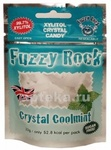 FUZZY ROCK CRYSTAL COOLMINT КРИСТАЛЛЫ КСИЛИТОЛА БЕЗ САХАРА СО ВКУСОМ МЯТЫ 22г