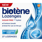 Леденцы Biotene Dry Mouth Lozenges (27 шт)